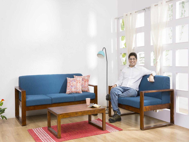 Geetansh Bamania CEO of RentoMojo on Indian startup ecosystem