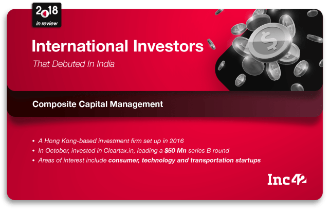 Composite capital India investment