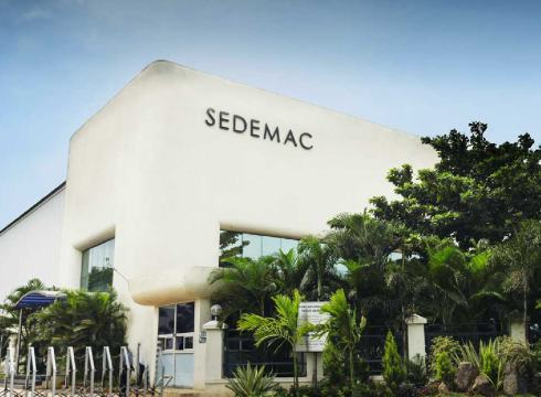 Iron pillar invests in SEDEMAC