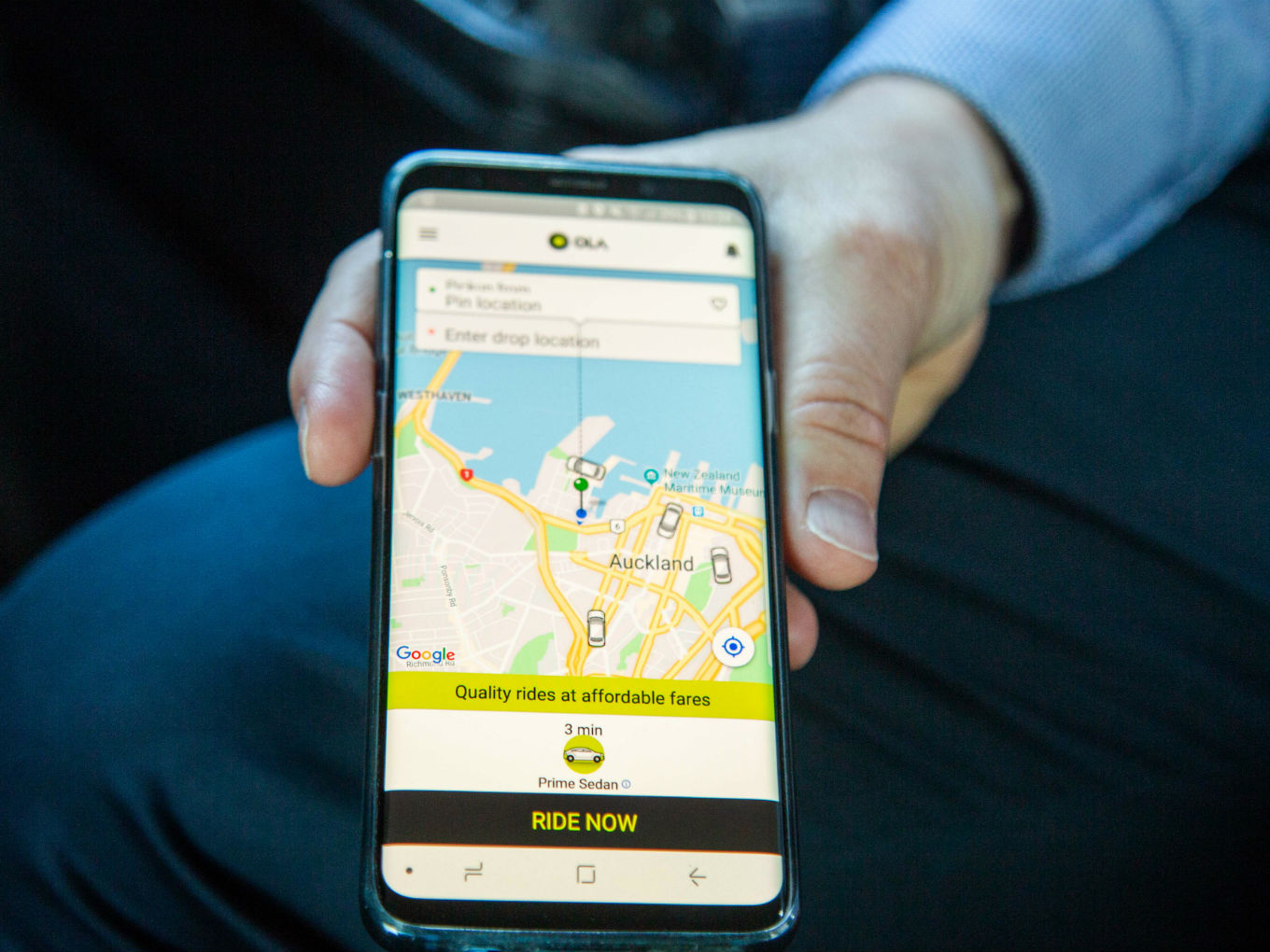 Ola's New Postpaid Service Will Allow Users To Pay Later For Their Ola Rides