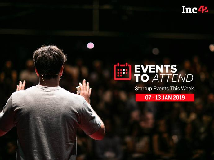 Startup Events This Week: NASSCOM International SME Conclave And Mor