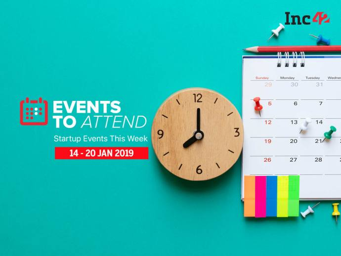 Startup Events This Week: IAMAI India Digital Summit And More