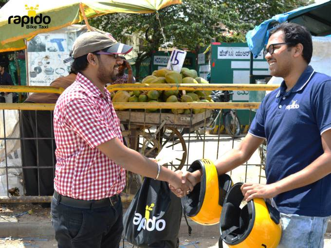 Hong Kong's Integrated Capital Led $10 Mn Funding In Bike Taxi App Rapido