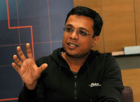 Sachin Bansal Invests $21.2 Mn In Ola's Ongoing Series J Funding