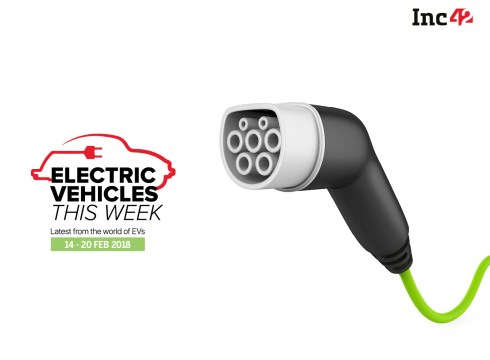 Electric Vehicles This Week: Govt Outlines INR 50K Sop On EVs And More