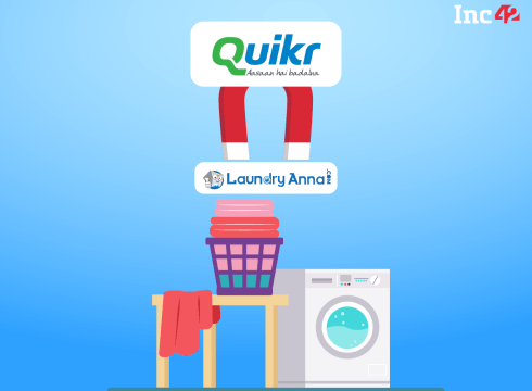 Exclusive: Quikr Is Acquiring LaundryAnna To Ramp Up Its Laundry Play
