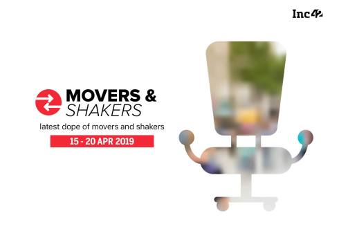 Movers And Shakers of The Week [22-27 Apr]