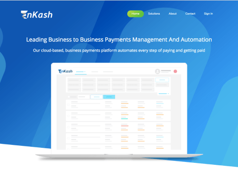 Mayfield And Axilor Invest $3 Mn In Fintech Startup EnKash