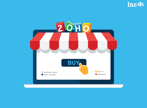 Zoho Guns For Shopify and The Likes With Zoho Commerce SaaS Platform