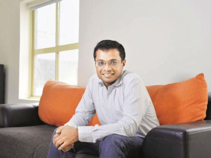 Sachin Bansal Gets Onboard To Modernise Ujjivan Small Finance Bank