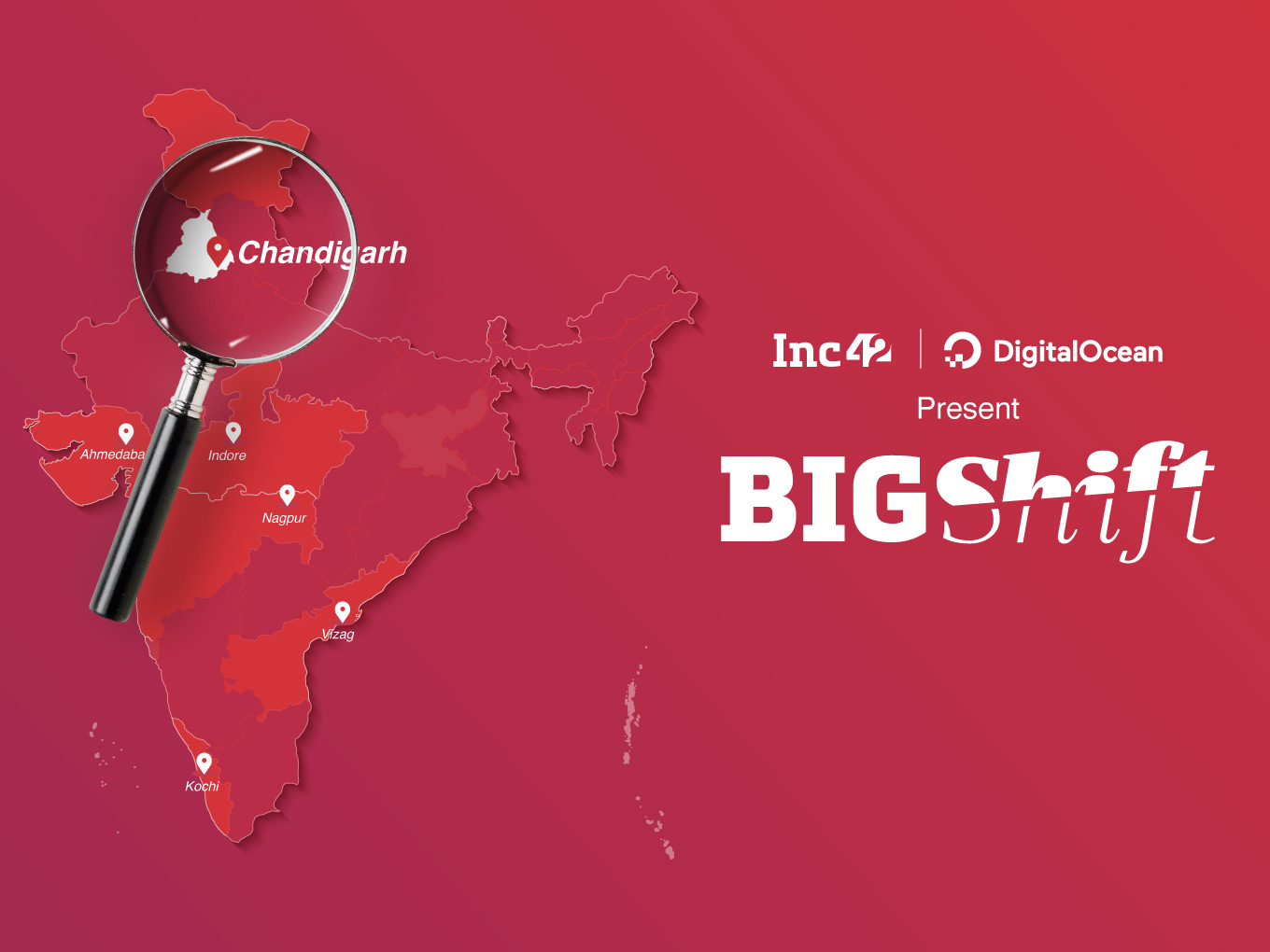 India's Next Big Startup Hub! BIGShift Returns To Celebrate Chandigarh's Startup Ecosystem