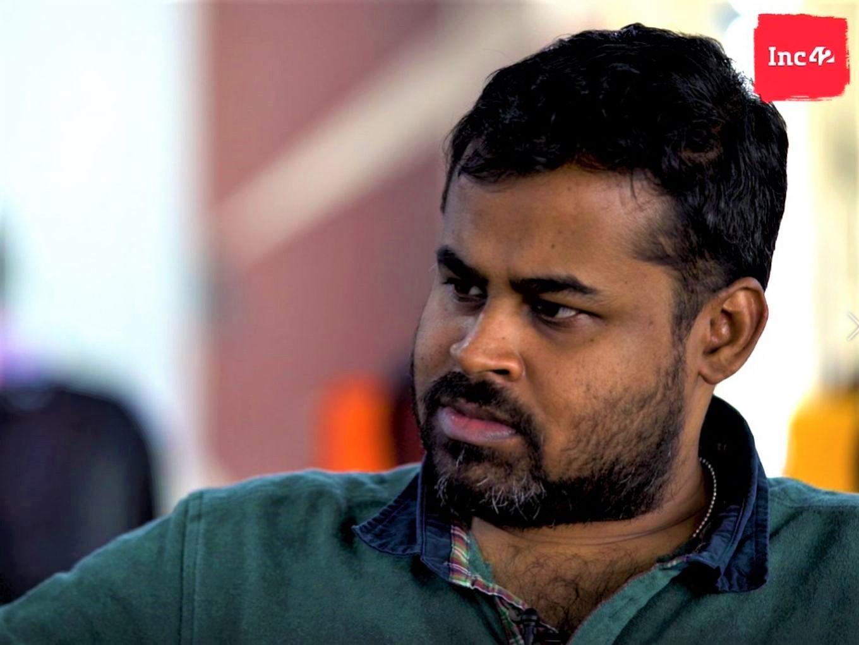 NinjaCart founder Thirukumaran explains the workings of the startup