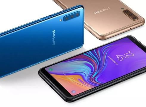 Samsung Expects $1 Bn Revenue From Online Smartphone Sales In India For 2019