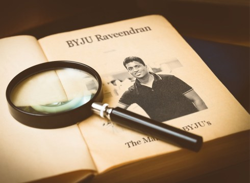 making of byju's - byju raveendran interview
