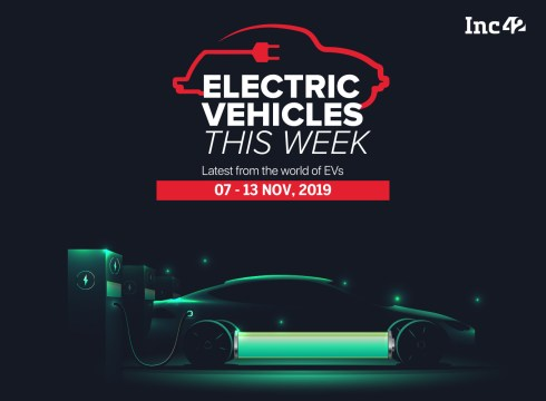 Electric Vehicles This Week: LetsVenture Accelerator, Mercedes-Benz Delay And More