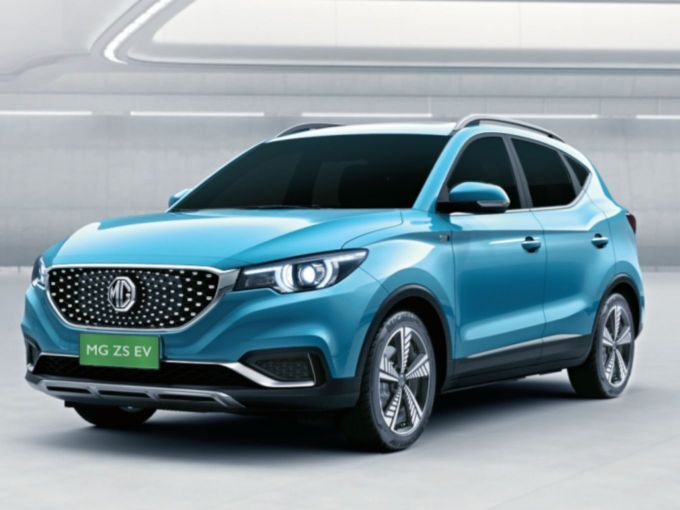 MG Motor To Launch Affordable Electric Vehicle After High-End MG ZS EV Launch