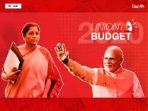 union budget 2020 live blog coverage