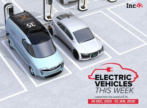 Electric Vehicles This Week: Declining EV Sales; China-Built Tesla, & More