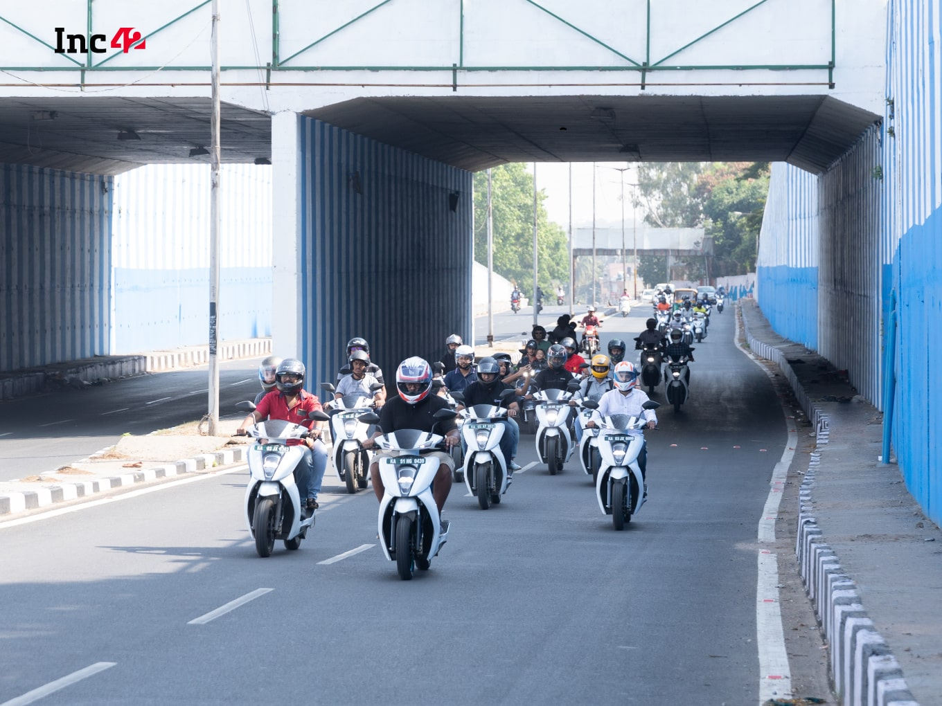 Counting EVs: The Market Size Of Electric Two-Wheelers In India