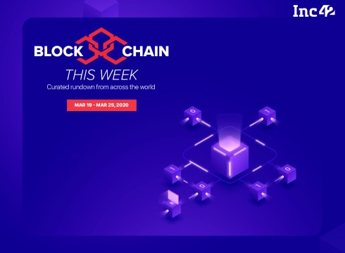 Blockchain This Week: How Blockchain Can Help Healthcare Tackle Covid-19 & More