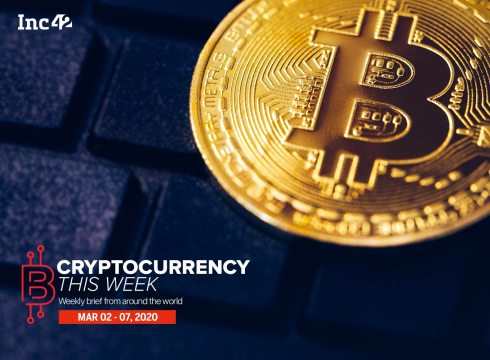 Cryptocurrency This Week: SC Lifts Ban On Crypto Trading, RBI Challenges SC, South Korea Legalises Crypto & More