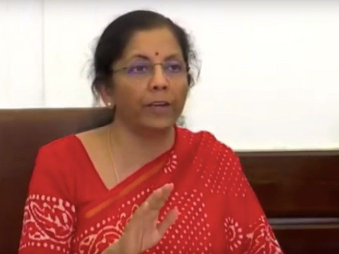 Coronavirus economic measures - 5 Key Takeaways From FM Sitharaman's Speech On Economic Measures