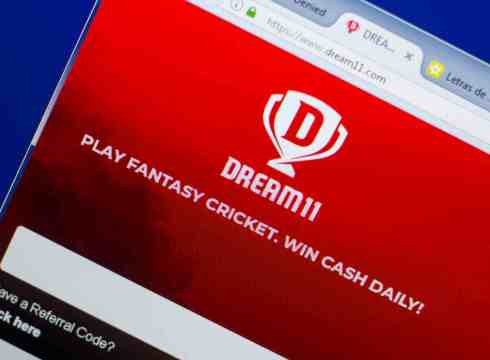 Dream11's Latest Funding Round To Include TPG, Chrys Cap, Lupa Systems