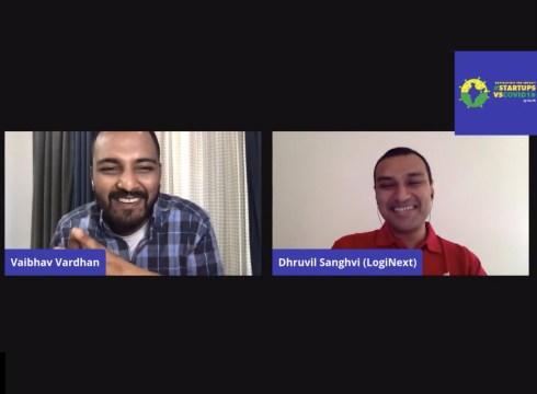 LogiNext's Dhruvil Sanghvi On Building Alternative Supply Chain Models