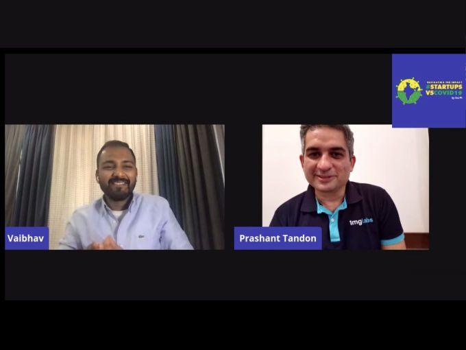 #StartupsVsCovid10: Coronavirus Is The Demonitisation Moment For Healthtech Says 1mg's Prashant Tandon