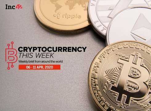 Cryptocurrency This Week: Bitcoin Fundraising Campaign Against Covid-19, Bitcoin Cash Halving And More