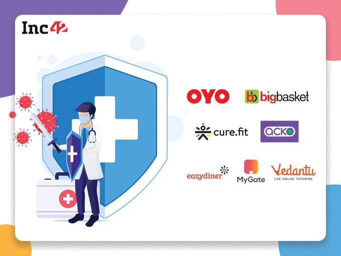 #StartupsVsCovid19: Curefit, Acko Launch Telemedicine Services, Uber Offers Free Rides For Medics On Lockdown Day 10