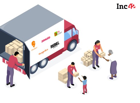 The Crusaders: How Dineout & Zomato Are Delivering Meals To Wagers