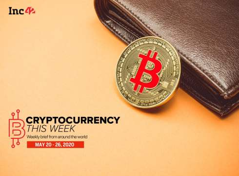 Cryptocurrency This Week: RBI Gives Green Signal To Crypto Traders, CoinDCX Raises Funding & More