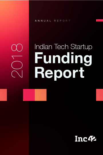 Indian Tech Startup Report 2018