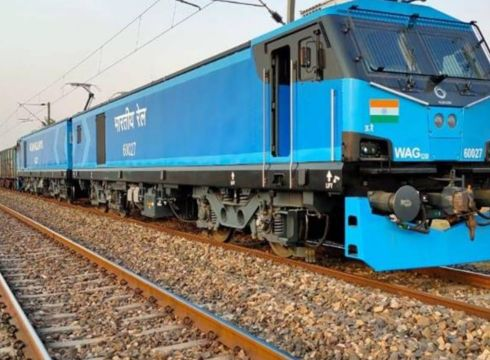 Railways Launches Most Powerful 'Made In India' Electric Locomotive