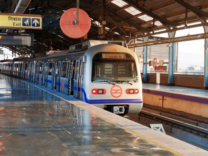 Aarogya Setu Mandatory For Metro Travellers In Delhi-NCR