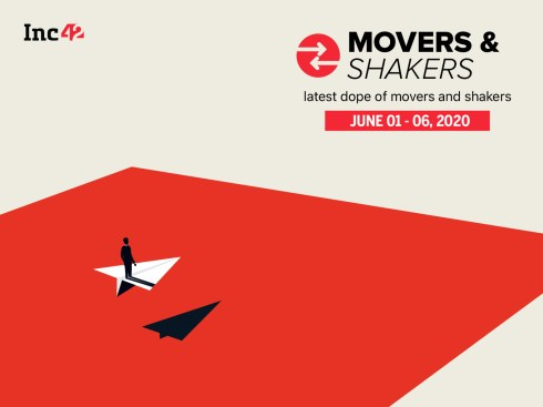 Important Movers and Shakers Of The Week [1 -6 June]