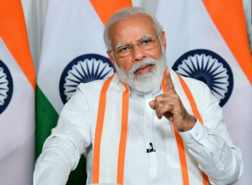 Modi Counts On Entrepreneurs For India's Growth Recovery