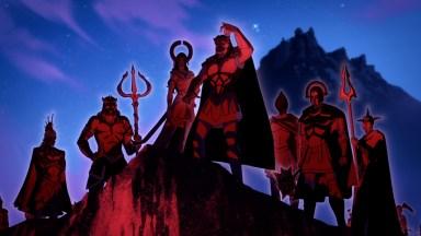 Recenzie Blood of Zeus