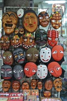 Masks, Seoul