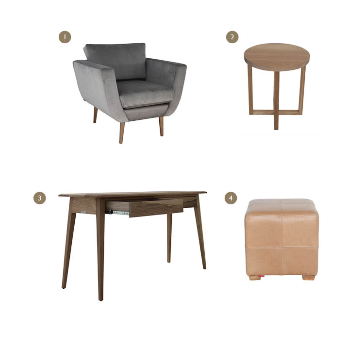 foyer-furniture-chair-ottoman-sidetable-table