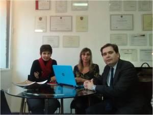 """Equipo """"Diké Abogados"""" componentes de la web www.incapacidadtrabajo.es"""
