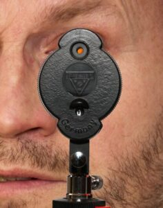 Gran invalidez por ceguera