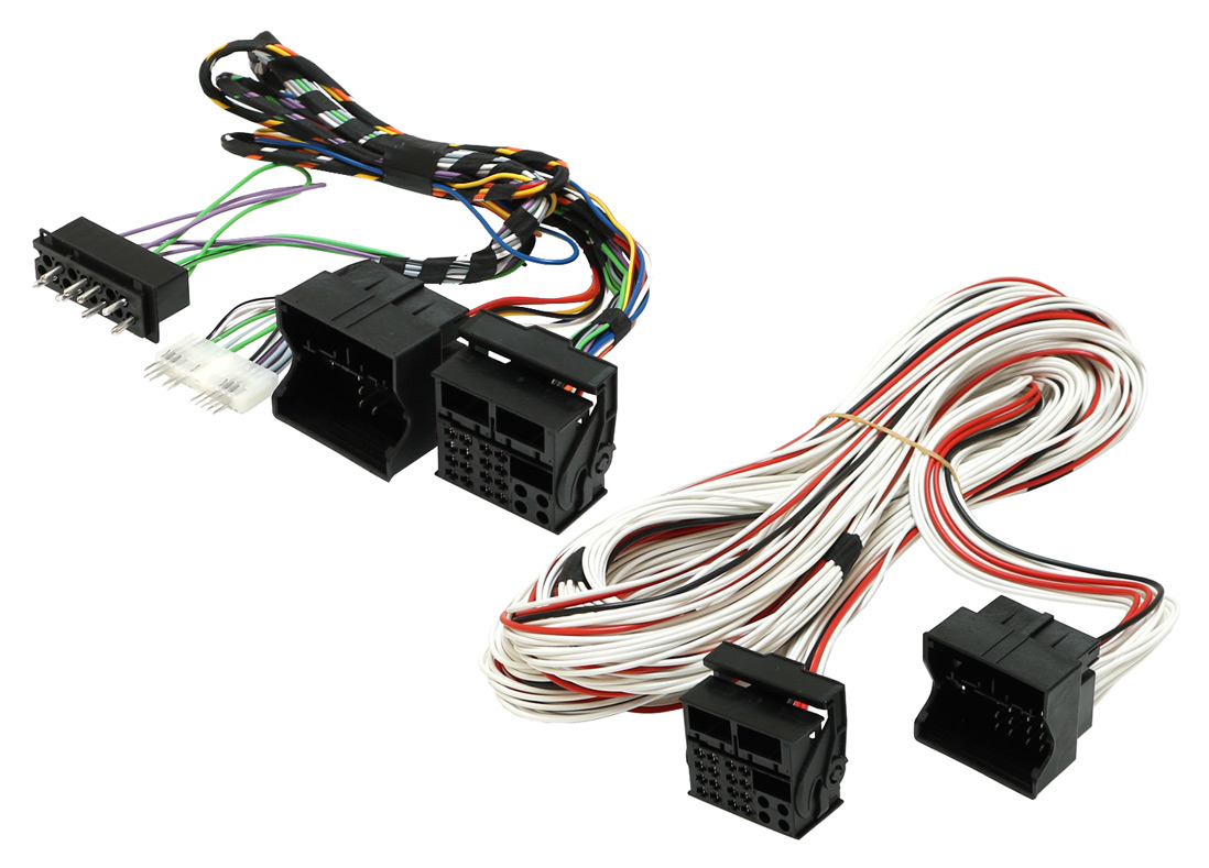 hight resolution of range rover l322 radio fitting amplifier bypass cable for cars with original dsp amplifier