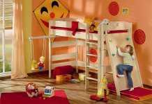 amenajare camera copii