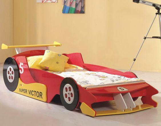 pat copii masina