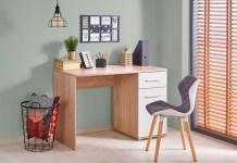 birou copii cu dulap si sertar