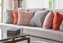 Perne decorative colorate