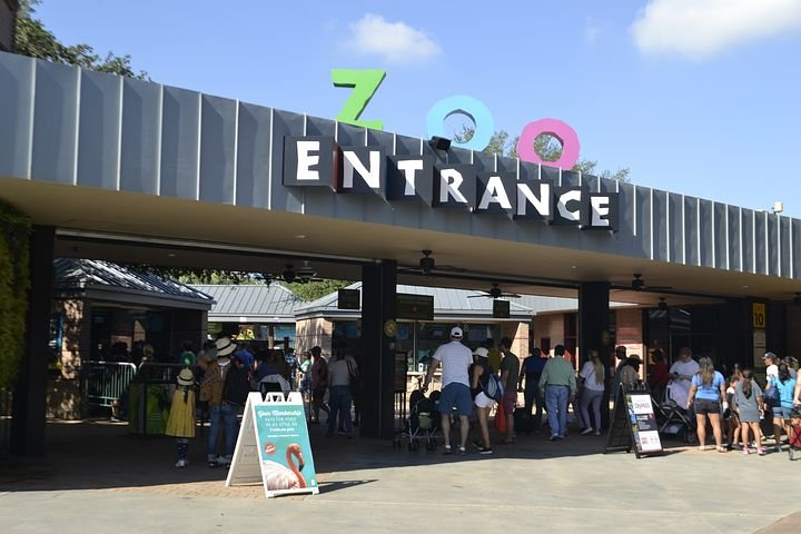 Houston Herman Park Zoo
