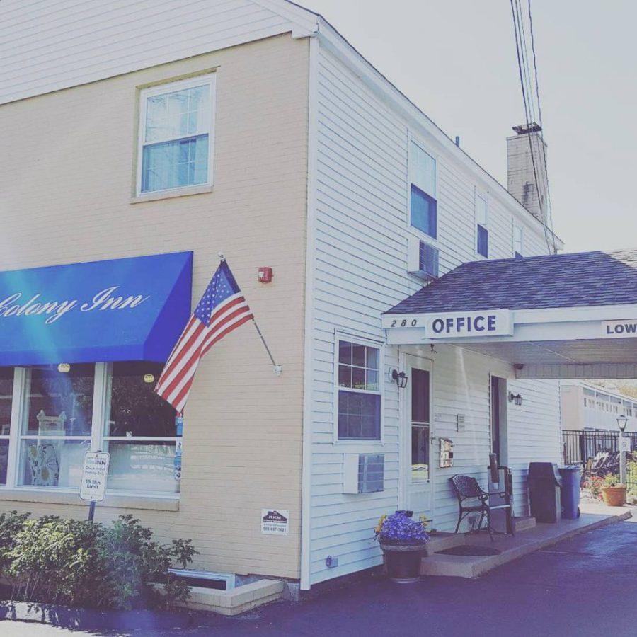 Cape Cod Colony Inn exterior